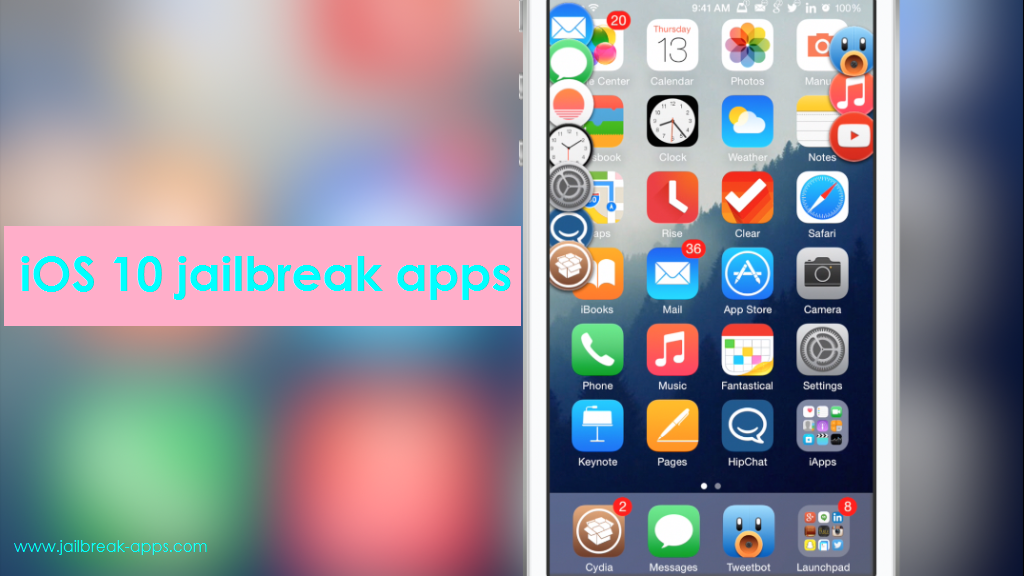 ios 10 jailbreak apps