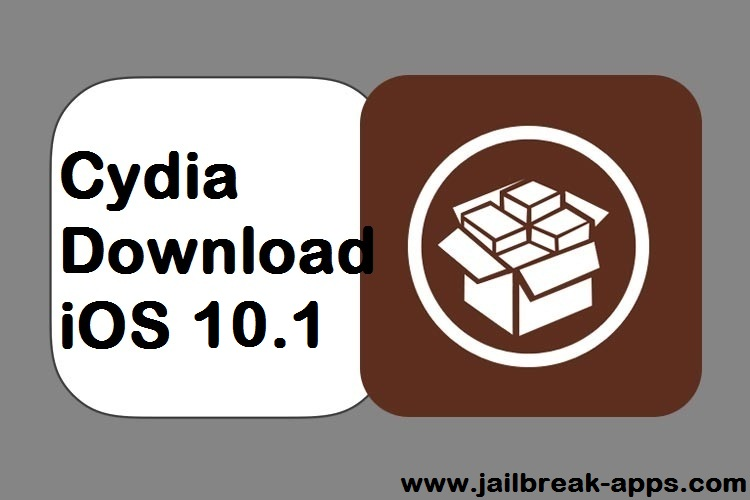 Cydia iOS 10.1