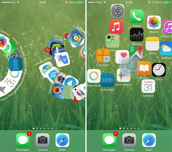 iOS 10.2 jailbreak apps